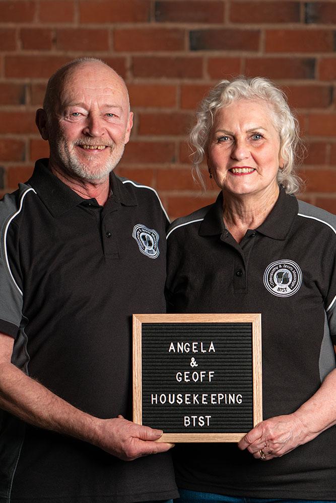 Angela And Geoff